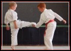 Children's JuJutsu Classes in Carlisle, Cumbria