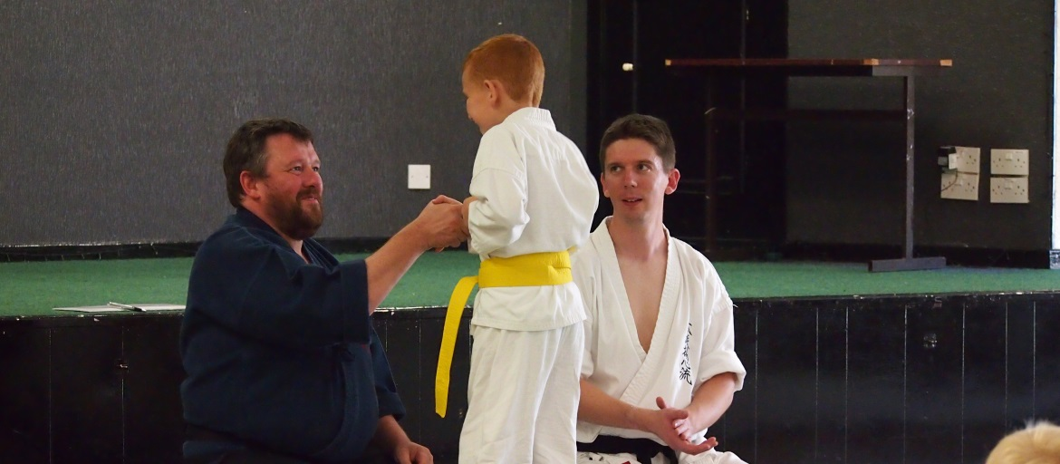 Junior Grading July 2014