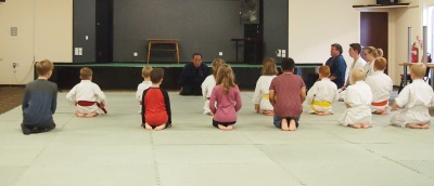Children's Jujitsu classes in Carlisle